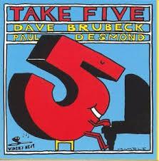 take five the dave brubeck quartet