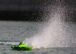 remote control boat race