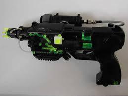 laser for gun