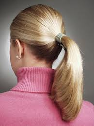 ponytail picture