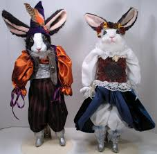 clothing for rabbits
