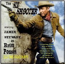 james stewart western