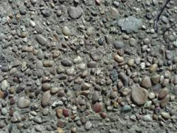 pebble concrete