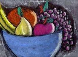 famous fruit painting