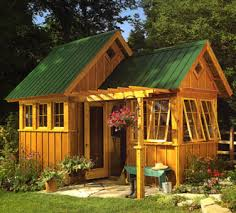 backyard shed designs