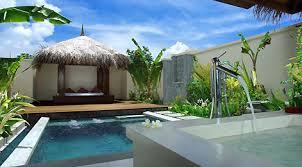 maldives beach house