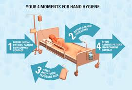aseptic hand washing