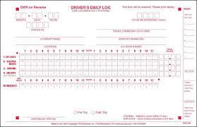 drivers log books