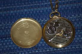 hamilton pocketwatch