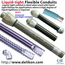 flexible conduits