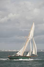 cutter sailing