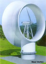 ducted wind turbine