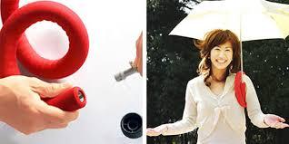 Guarda-chuvas geniais!