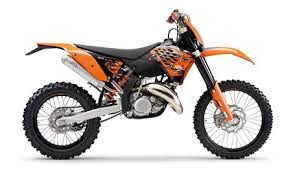 ktm 125 dirt bikes