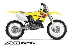 2005 rm 125