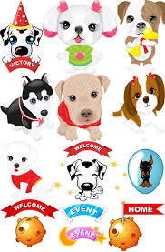 free clipart of dogs