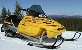 2001 ski doo mxz