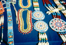 american indian beadwork designs
