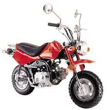 monkey motorcycle