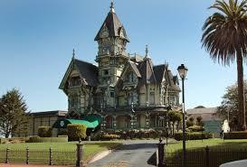 californian mansions