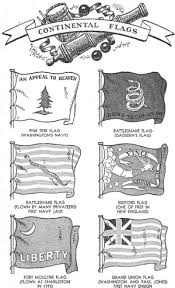 continental flags