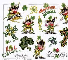 celtic irish tattoo