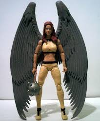 hawk girl action figure