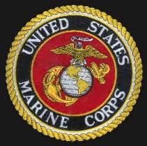 us marine badge