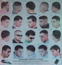 barber haircutting