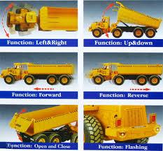 rc dumper trucks