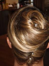 french style hair