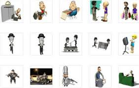 animated clipart images