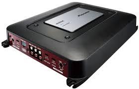 pioneer car audio 2009