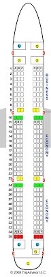 airbus 321 seating chart