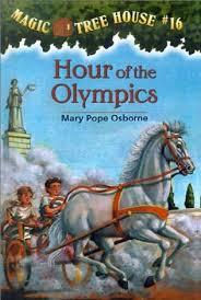 magic tree house hour of the olympics