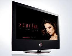 lg scarlet lcd tvs
