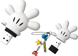 mickey mouse usb