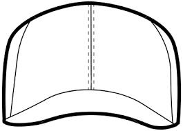 blank baseball field