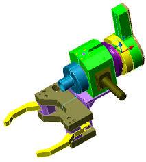 mechanical gripper