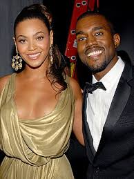kanye west and beyonce