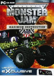 monster jam games