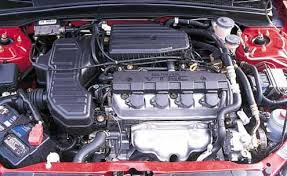 2001 civic engine