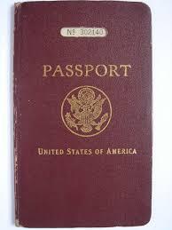 american passport cover
