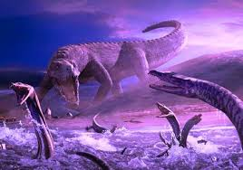 dinosaurs monsters