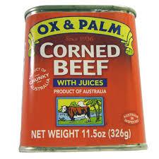 corn beef