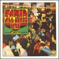 fania all stars live at the cheetah