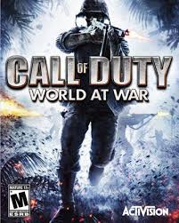 call of duty 5 world at war pictures