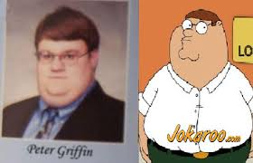 peter griffin woman