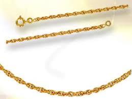 gold chain models