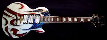 custom les paul guitars